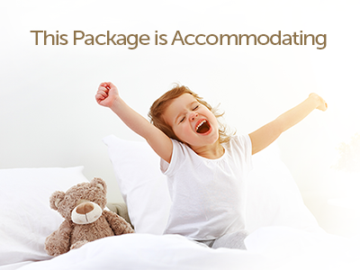 This Package Will Guarantee You Come to Stay