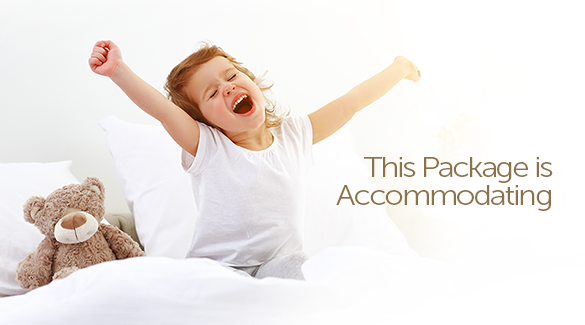 Why not start the week full of stamina and zest for life with our Akrones Happy Sunday Package?